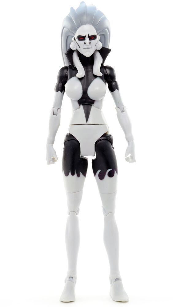 "DC Universe Superman Batman Public Enemies SILVER BANSHEE 6"" Action Figure DCUC  #Mattel"