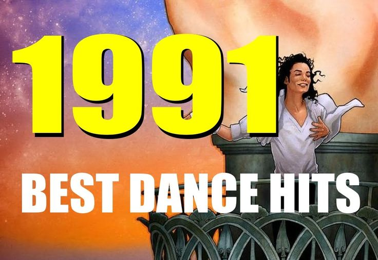 BEST DANCE HITS 1991【VIDEOMIX】by DJ Crayfish