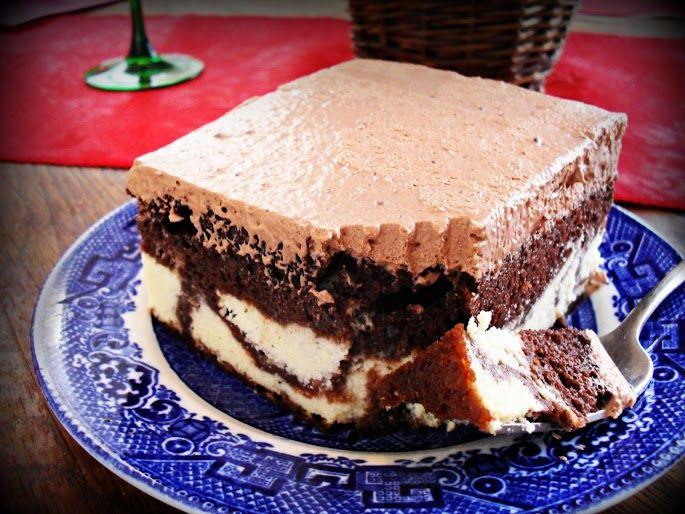 Chocolate Italian Love Cake | Intermediate | http://www.belgiumchocolategourmet.com/recipes/