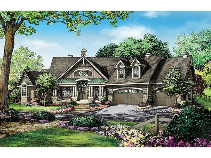 881 best home plans images on pinterest dream house plans house floor plans and craftsman house plans