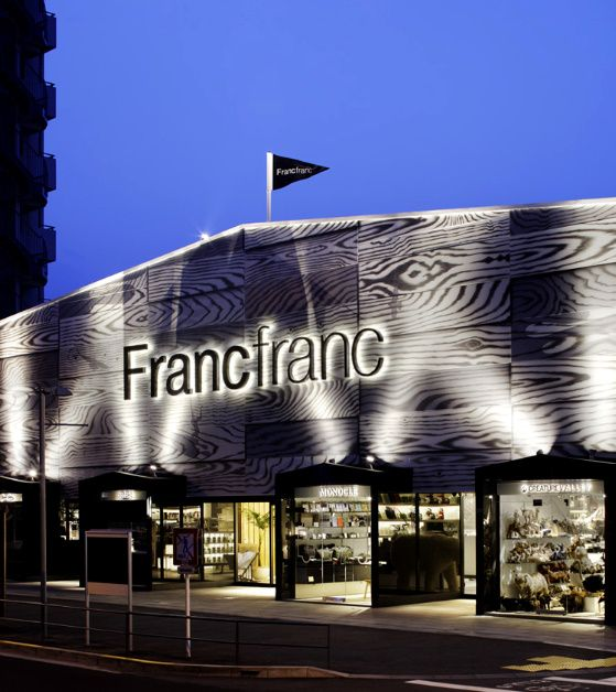 francfranc aoyama by yasumichi morita
