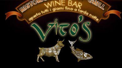 VITOS Roma Ristorante, Grill, Pizza, Wine-Bar