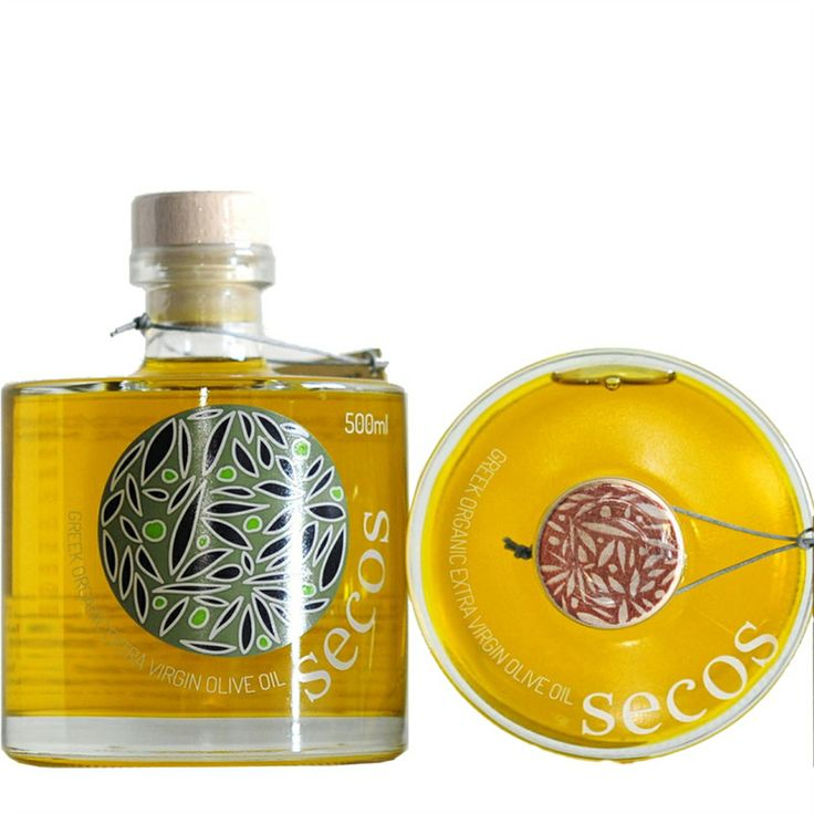 Secos extra virgin is a superior category olive oil obtained directly from olive and solely by mechanical means.