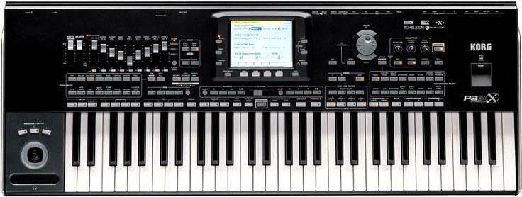 Korg PA3X 61 Key Keyboard Pa3x61workstation Arranger PA 3X Warranty Armens | eBay