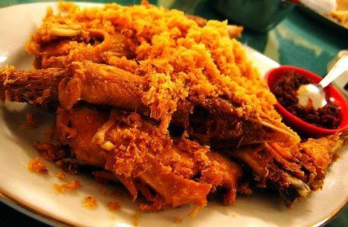Resep Ayam Goreng Kremes Renyah