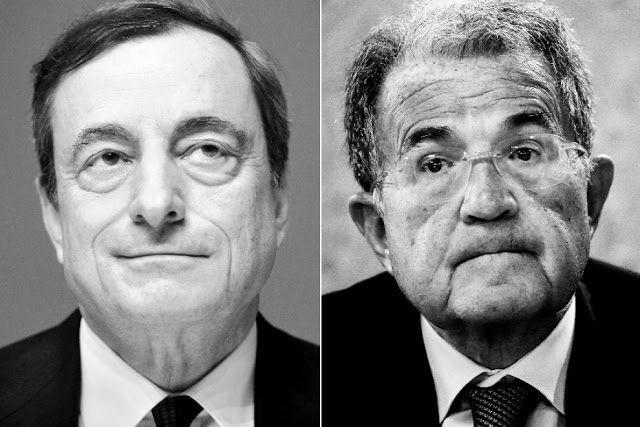 George Soros: lo squalo ebreo, speculatore e parassita, che nel 1992 si pappò 15.000 miliardi di vecchie lire italiane. Mario Draghi e Romano Prodi, suoi complici