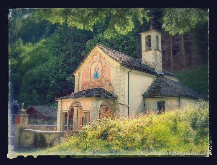 Valsesia, la Valle più verde d'Italia: Madonna del Gabbio