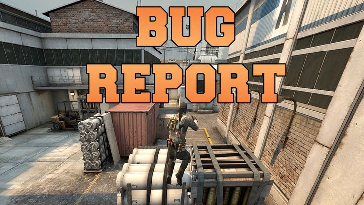Bug Report - Floating Glitch at Quad - de_cache