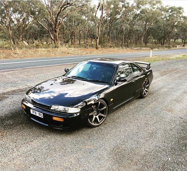 #Nissan #Silvia #S14 #Zenki #JDM #Modified
