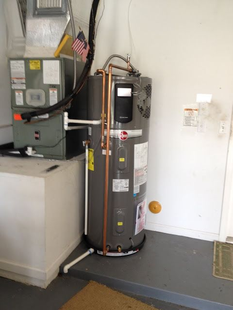 Water Heater Installation in Boyton Beach, Florida   Here is an example of a recent water heater installation in Boyton Beach, Florida. The ...