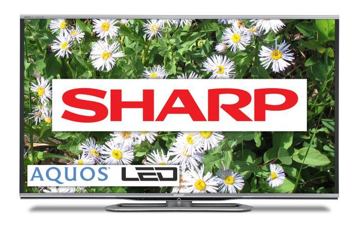 "When you have the room - wish big Sharp 80"" QUATTRON 1080P 240Hz LED SMART 3D TV - Leon's"