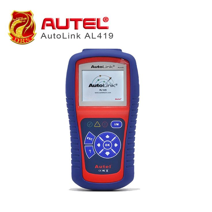 Autel AutoLink AL419 OBD II & CAN Code Reader Car Diagnostic Scan Tool //Price: $86.45 & FREE Shipping //     #audio