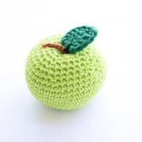 Poduszeczka na igły. Zielone jabłuszko, Wnętrze