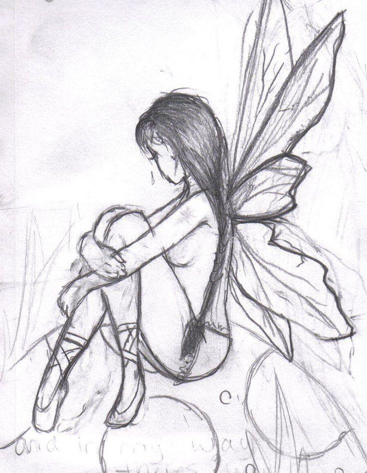 Klicke Um Das Bild Zu Sehen Cute Angel Angel Cute Drawing