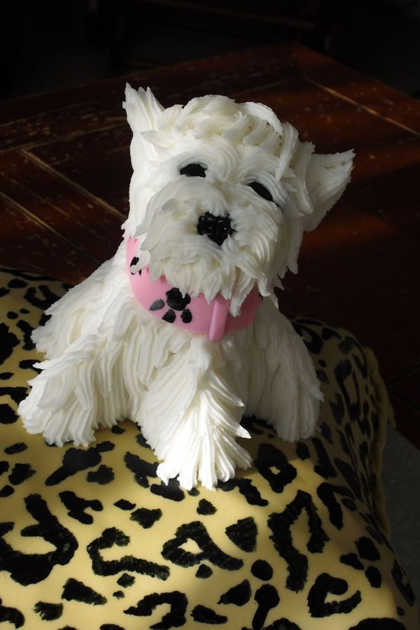Scottie Dog Cake Decorations : 67 best scottie and westie cakes images on Pinterest Dog ...