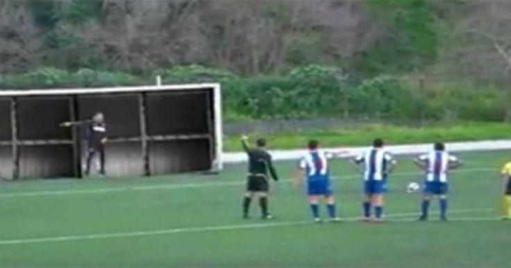 Ρέθυμνο: Τερματοφύλακας «Κατεβάζει Ρολά» Και Τρελαίνει Το Διαδίκτυο! Crazynews.gr