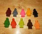 Lego guy crayons....Man Crayons, Lego Mania, Lego Crayons, Lego Parties, Crayons Recycled Upcycling, Lego Guys, Events Ideas, Buildings Block, Birthday Ideas
