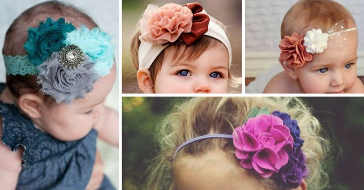 Este artigo é a pensar especialmente nas mães de meninas. As mães de meninas adoram colocar acessórios no cabelinho do bebe. Nos primeiros tempos, em espec