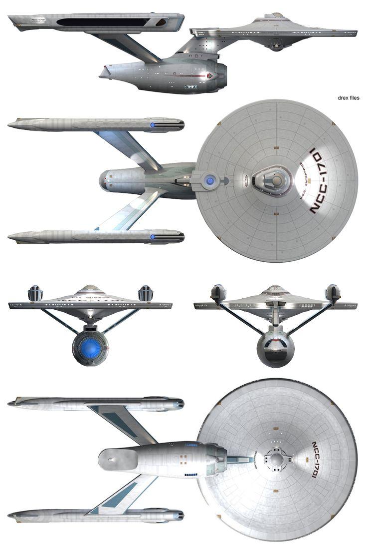 enterprise a schematics   Starship    Schematic    Database  U