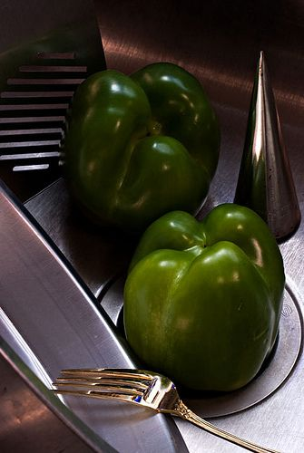 Green Bell Peppers Jan Groover Photography