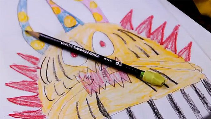 monster descriptive essay Perfect for middle school writers, the draw my monster game teaches kids the value of details in their descriptive essays first, have each student draw a monster.