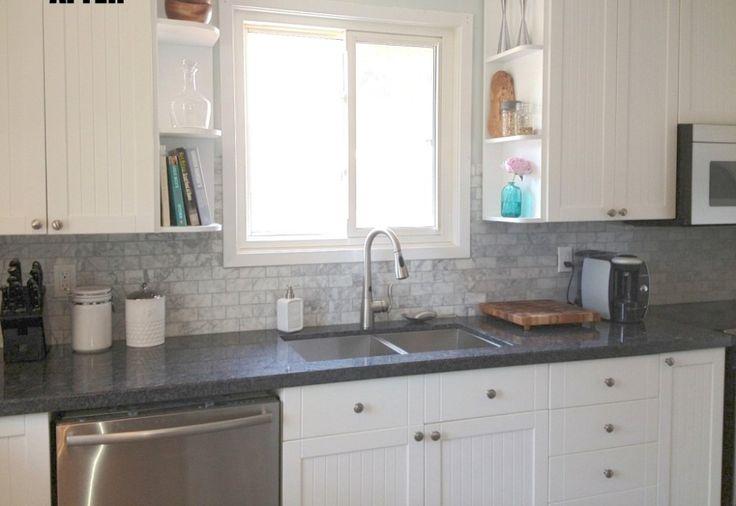 Grey and White Kitchen Designs