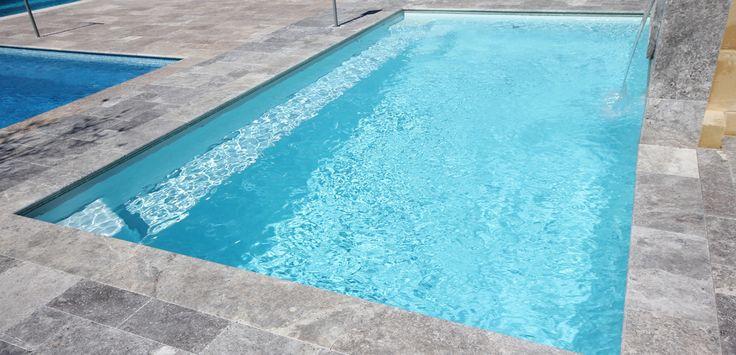 Positano Swimming Pool - 6m x 3.2m | Buccaneer Pools
