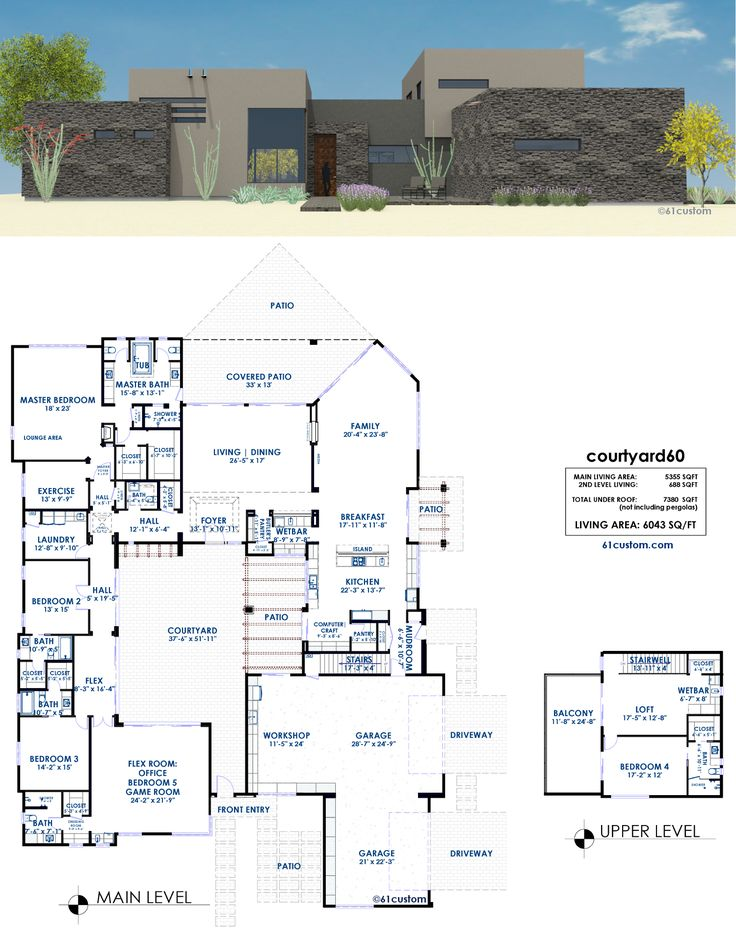 Architecture Blueprints House 38 best modern house plans | 61custom images on pinterest | modern