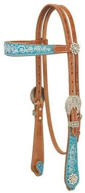 Check out the deal on Weaver Snowflake Browband Headstall at Chicks Discount Saddlery