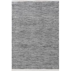VKW Home Collection Teppe Black/White - 200 x 300 CM
