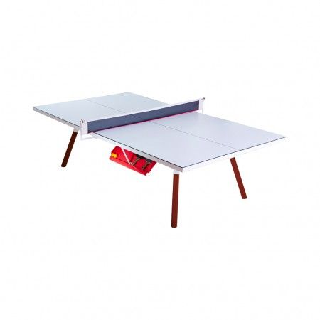 You U0026 Me Ping Pong Table White Part 95