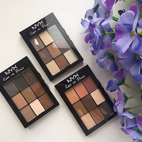 Тени для век реплика NYX (264 р.)  #Eyeshadow replica #NYX  (4.51$) #aliexpress makeup