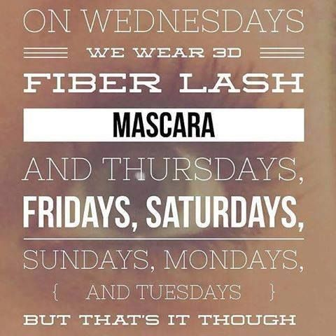 Younique mascara is okay to wear everyday. Gotta love the 3d fiber lashes! We have a love it guarantee so you can buy worry free. Click on the image to order yours today. #youniquemascara https://www.youniqueproducts.com/lashestothemax/products/view/US-1017-00#.VMHAgy5jpaY