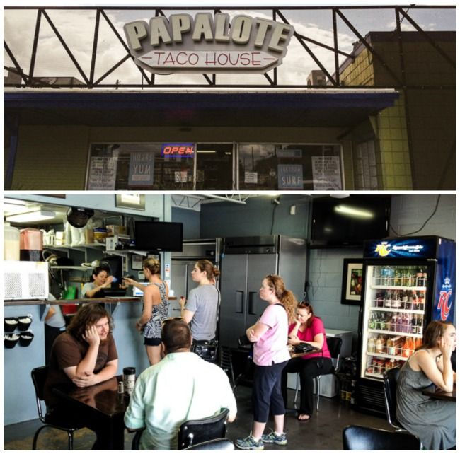 MJ and Hungryman venture down South Lamar to try the Interior Mexican cuisine of Papalote Taco House. Horchata, chicharrones, and more!