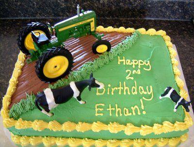 Tractor Birthday Cakes for Boys | Avez-vous besoin, vous aussi, d'une VRAIE solution d'hébergement ...