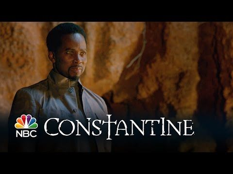 NBC's Constantine Season 1 Pilot - 'Meet Manny' Clip