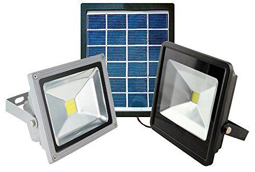 projecteur led exterieur solaire