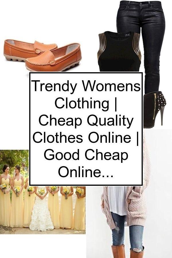 Trendy Womens Clothing | Cheap Quality