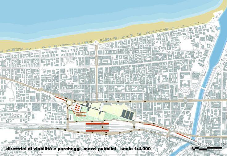 Riqualificazione urbana dell'area di risulta dell'ex Stazione Centrale di Pescara