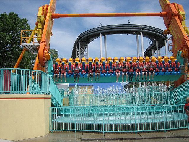 Valley Fair, Minnesota : Rip Tide