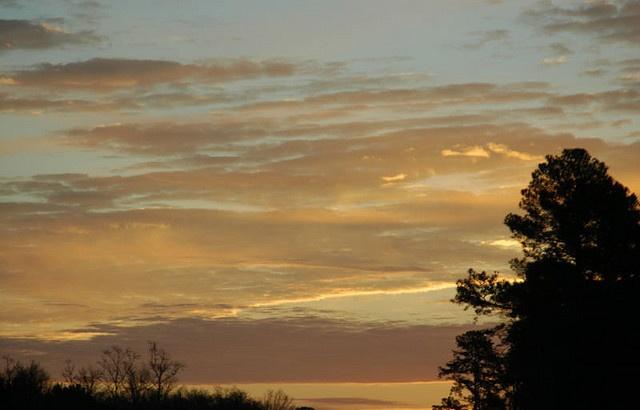 Sunrise on Parris Island By JEAN L. KAESS