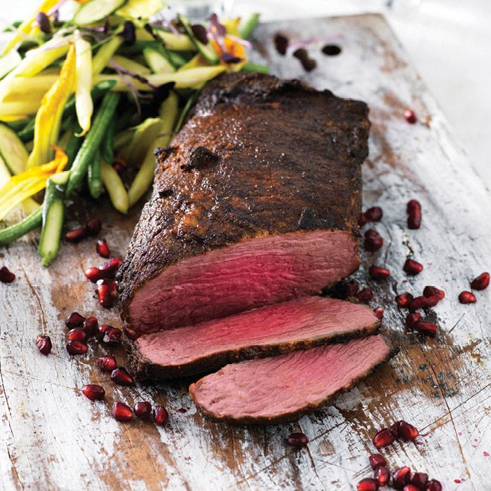This Harissa Crusted Beef Tri Tip recipe is a must try! Delicious and tender. Buy the ingredients online now and have it delivered right to your kitchen bench!