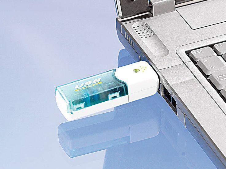 newgen medicals USB-Luftreiniger und Ionisator für den PC newgen medicals Luftreiniger Bild 2