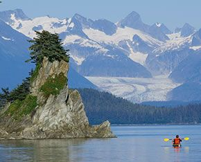 Kayaking in Juneau, Al was one of the most incredible experiences in my life.