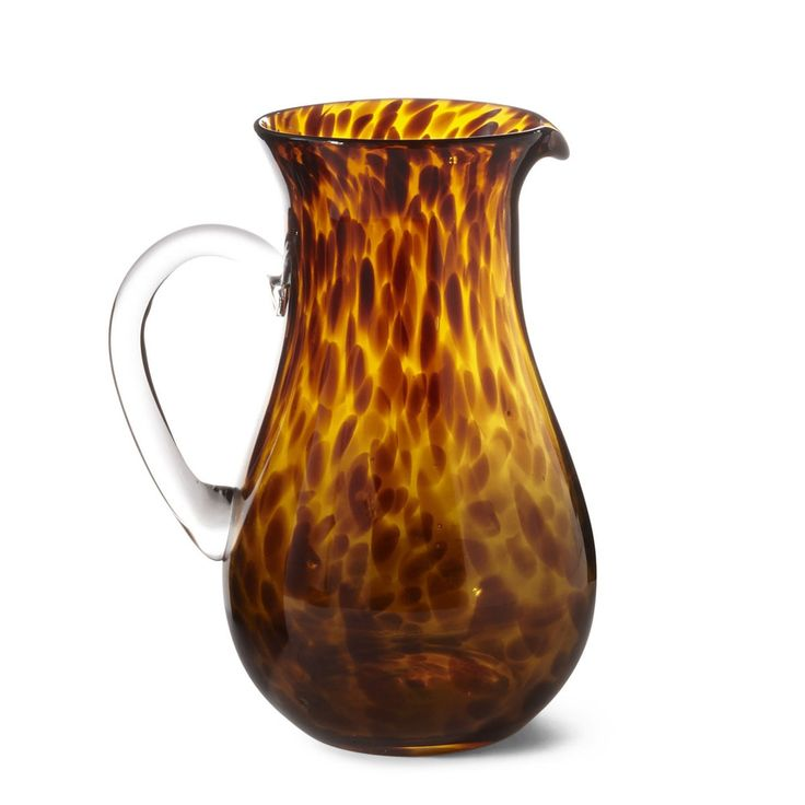 Carapace Glass Pitcher | Wisteria