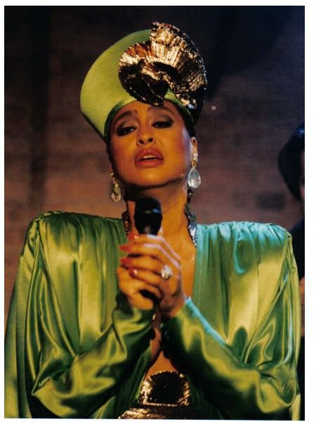 Phyllis Linda Hyman (July 6, 1949 – June 30, 1995) was an American singer-songwriter and actress. One of the Greats!