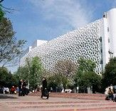 Mexico City Hospital Has an Ornate Double Skin That Cleanses Air Pollution | Inhabitat - Sustainable Design Innovation, Eco Architecture, Green Building