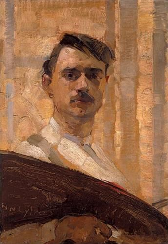 Self Portrait - Nikolaos Lytras