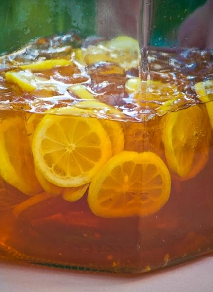 7. Raspberry,Peach,(any fruit) sun tea would be my favorite summer drink