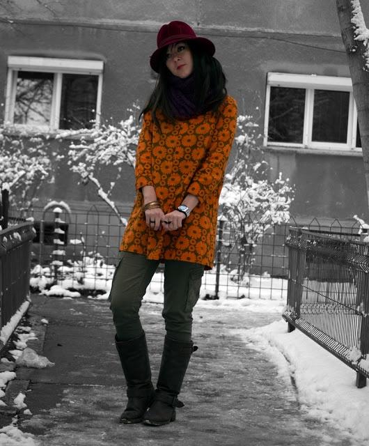 Modern Fashion Tale: Charade